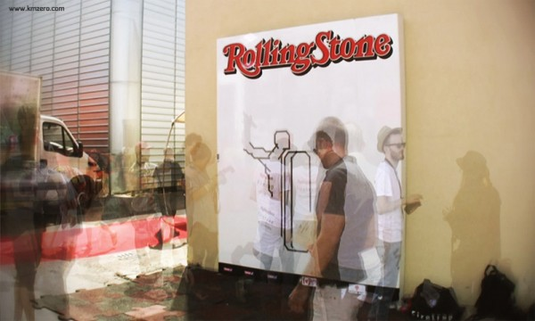 NO CURVES for ROLLING STONE