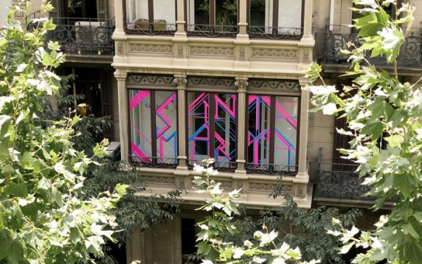 No Curves - La Ventana di SantaMarta - Barcelona Design Week (8)