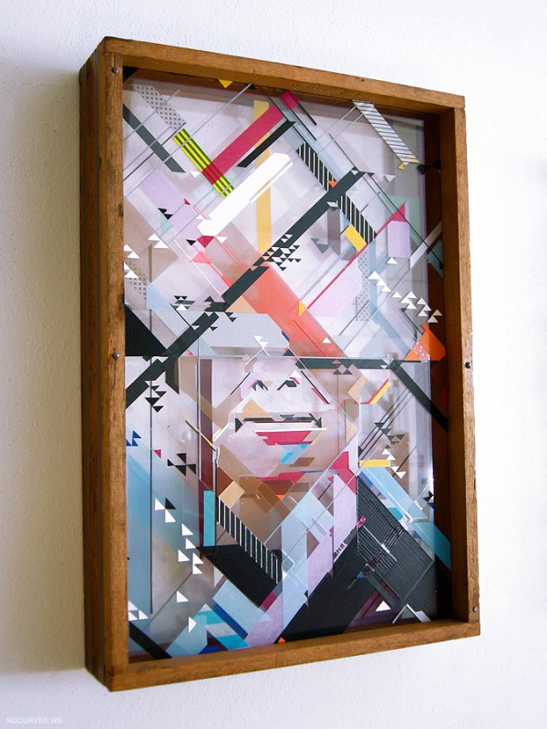 NORDENVIND - tape art - private commission 2014 (1)